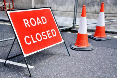 construction and road closures